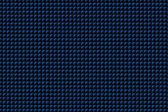 Résumé des textures bleues modernes de style de tapis Photographie stock libre de droits