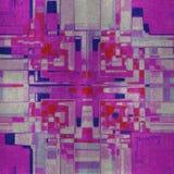 Résumé géométrique d'une texture sans couture de tissu de fond Image libre de droits