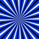 Résumé, texture de fond de starburst Photo libre de droits