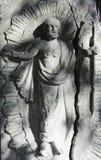 Résurrection de la foi de statue de Jesus Christ Ancient, religion, d images stock