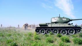 Rétablissement militaire de la libération de Kiev, Ukraine, banque de vidéos