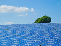 Rétablissement soutenable d'énergie Image libre de droits