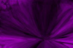 Rétrécissement cosmique pourpre abstrait Photo libre de droits