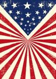 Rétro américain Photographie stock