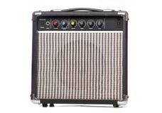 Rétro amplificateur de musique Photo libre de droits