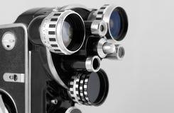 Rétro appareil-photo Photo stock