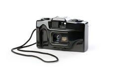 Rétro appareil-photo compact analogique photo libre de droits