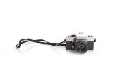 Rétro appareil-photo de photo Photo stock