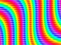 Rétro art optique Images stock