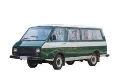 Rétro autobus Lettonie Photographie stock libre de droits