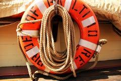 Rétro bateau Image stock