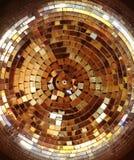 Rétro bille de disco photo libre de droits