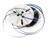 Rétro bobine de film Image stock