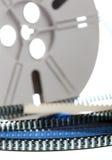 Rétro bobine de film Photos libres de droits