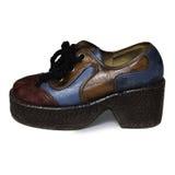 Rétro chaussure Photos stock