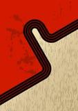 Rétro conception Image stock