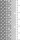 Rétro conception de pixel de panique de gradient classique de modèle Image stock