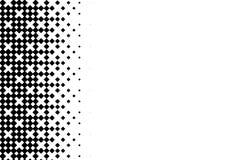 Rétro conception de pixel de panique de gradient classique de modèle Photos stock