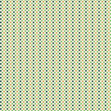 Rétro conception de point de polka Images libres de droits