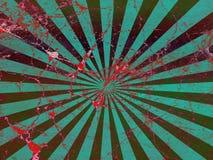 Rétro configuration Image libre de droits
