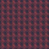 Rétro configuration sans joint abstraite Photo stock