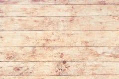 Rétro de la planche en bois Photos libres de droits