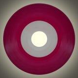 Rétro disque vinyle de regard photos libres de droits