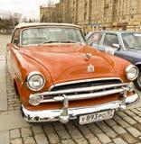 Rétro Dodge Photographie stock libre de droits