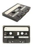 Rétro enregistreur à cassettes photo stock