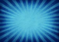 Rétro fond bleu éclatant Images stock