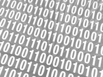 Rétro fond de code informatique Image libre de droits