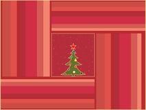 Rétro fond de Noël Photographie stock