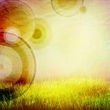 Rétro fond de texture de cru Image libre de droits