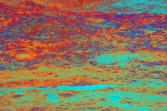 Rétro fond en pierre abstrait de couleur de texture Photos libres de droits