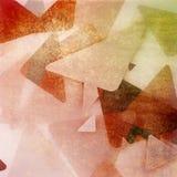 Rétro fond grunge de texture de papier de cru Photographie stock libre de droits