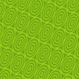 Rétro fond spiralé vert Image libre de droits