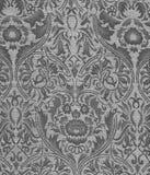 Rétro gris en soie illustration stock