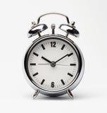 Rétro horloge d'alarme Photographie stock libre de droits