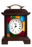 Rétro horloge de table photo libre de droits