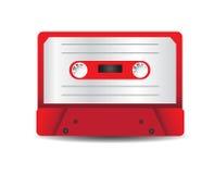 Rétro icône de cassette Photo stock