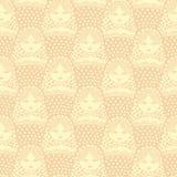 Rétro illustration russe de poupée de matryoshka PA sans couture abstraite Photo stock