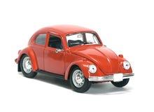 Rétro jouet de voiture Photographie stock libre de droits