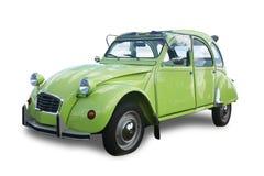 Rétro la voiture image libre de droits