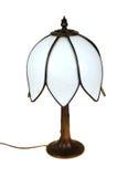 Rétro lampe Photo libre de droits