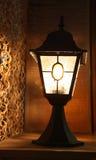 Rétro lanterne Images libres de droits
