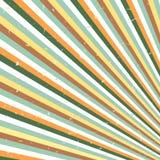 Rétro lignes abstraites. Images libres de droits