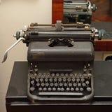 Rétro machine à écrire photos libres de droits