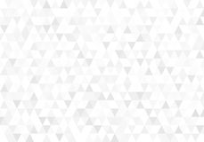 Rétro modèle abstrait des formes géométriques Contexte de mosaïque de gradient Fond triangulaire de hippie géométrique Illustrati Images libres de droits