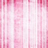 Rétro modèle de style rose rayé de fond illustration stock