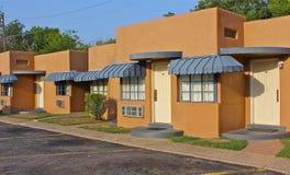 Rétro motel photo stock